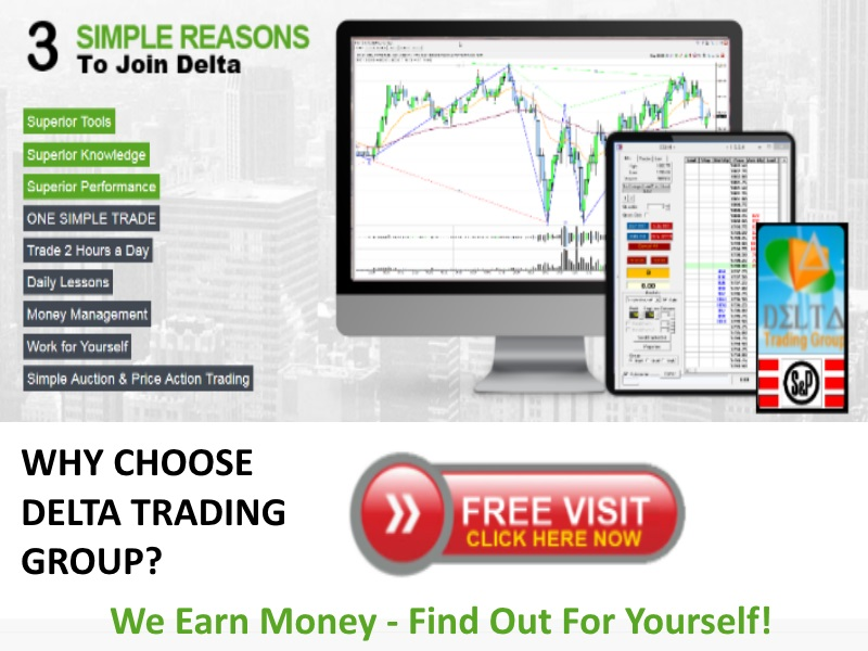 Delta Day Trading Academy | Trading Certifications from